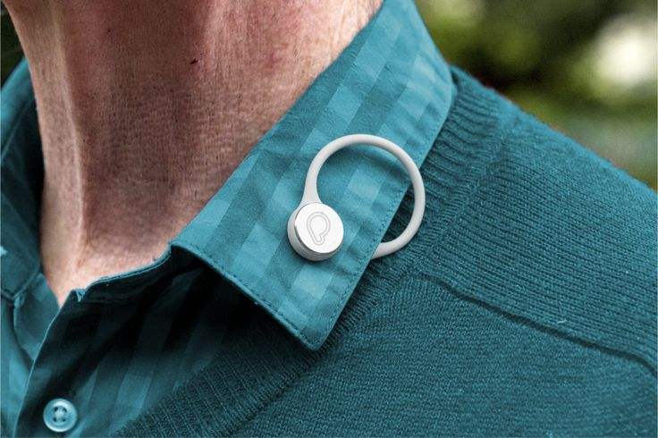 "Proximity is a simple and discreet wearable technology with the potential to transform the lives of those living with dementia. Created by Mettle, a London-based industrial design studio, the button tackles out-and-about care of dementia patients by using beacon technology to act as an ""early-warning system"" when a patient wanders and is put at risk."