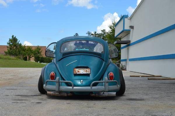 Vw Transmission For Sale >> Slammed 1965 Volkswagen Beetle Bug Vw For Sale Photos Technical