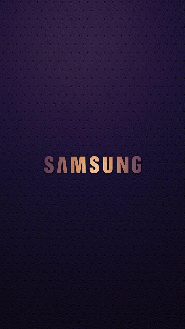 Samsung Logo Wallpaper Sc Smartphone Black Wallpaper Is An