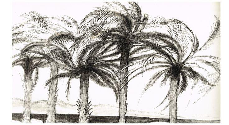 Una imatge de Carloandrés per a la residència d'Art-Xipèlag