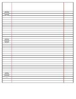 Notebook Paper Word Template 15 Best Relief Society Images On Pinterest  Back To School First .