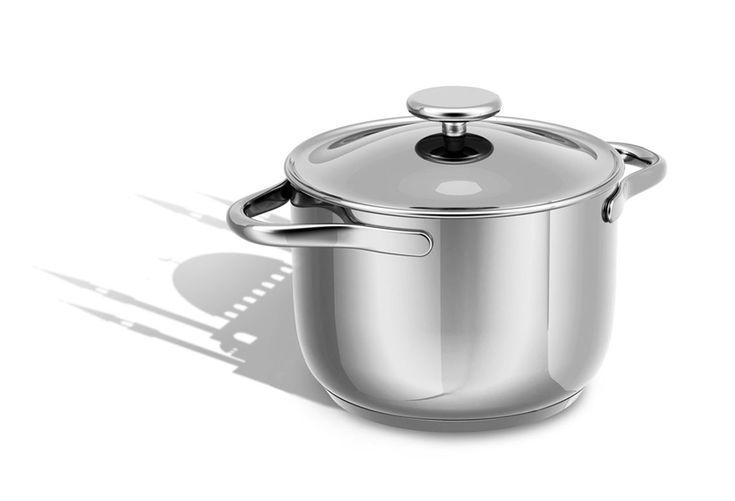 8 kitchen accessories Serafino Zani, pot Onda #homi2016 #design #homedecor