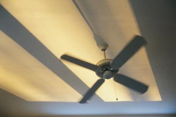 How To Fix A Loose Electrical Ceiling Box Ceiling Fan Hunter Ceiling Fans Ceiling