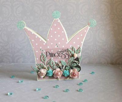 Открытка корона