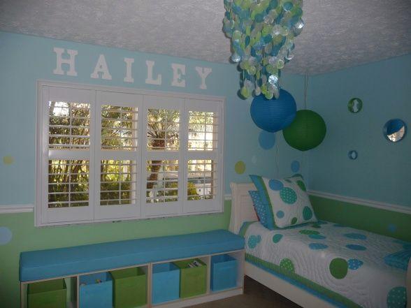 9 Year Old Daughters New Tween Bedroom