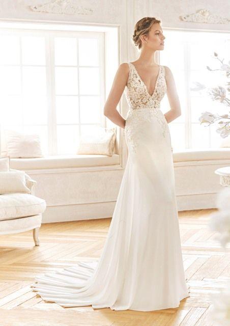 Brautkleider La Sposa | Gefunden Bei Happy Brautmoden Brautkleid Elegant Elegantes
