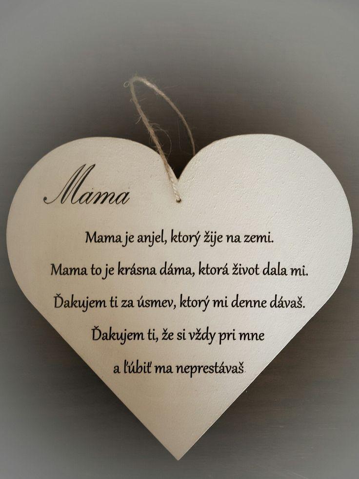 Darček pre maminku