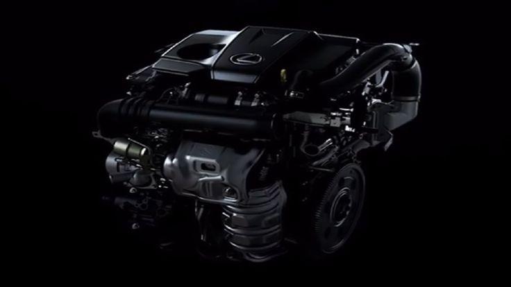 New Lexus NX 2.0L Turbo Engine ★ Performance Lexus