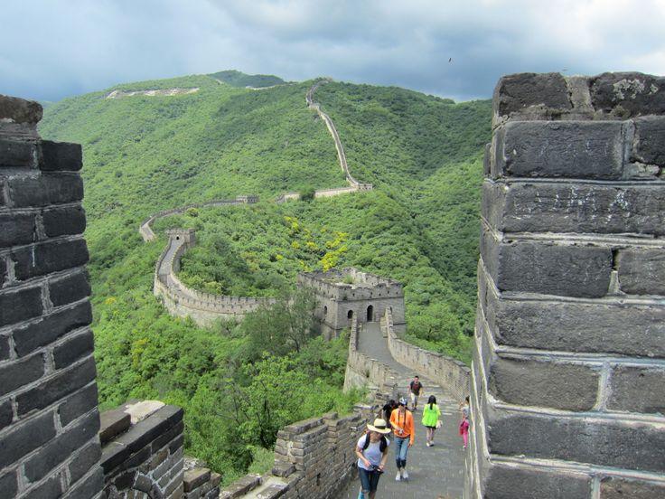 The Great Wall near Beijing 4