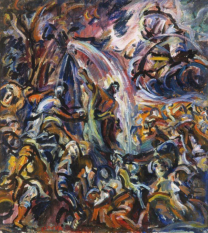 1000 images about contemporary art on pinterest yayoi for Schierandosi dalla roccia in casa