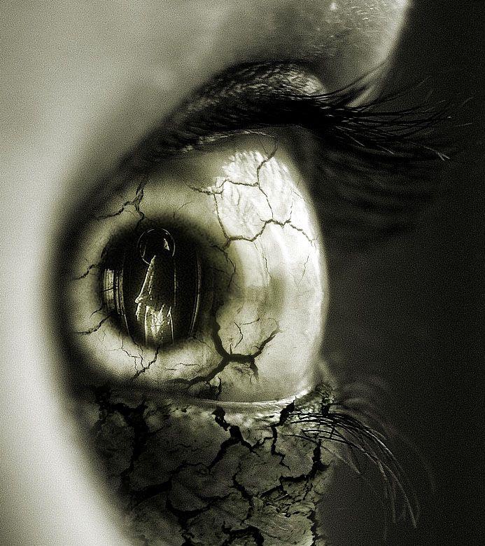 -I feel like someone is watching me.....