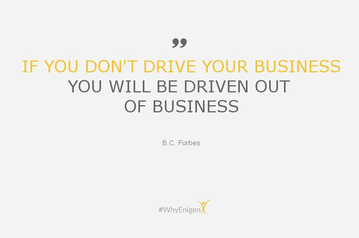 #BusinessQuote #WhyEnigen #CRM #CustomerExperience #business