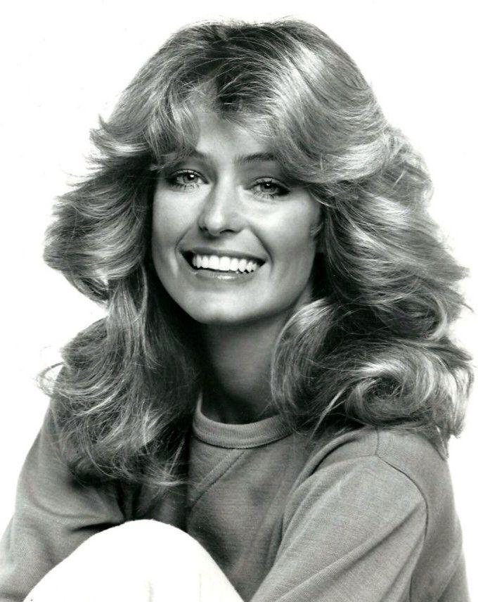 70s Hairstyles photo rex usa 70s