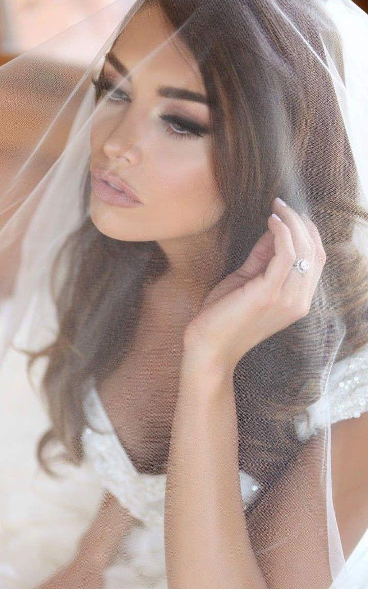 awesome Безупречный макияж на свадьбу (50 фото) — Рекомендации визажистов