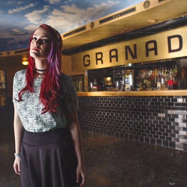 Kaela Sinclair at the Granada Theater