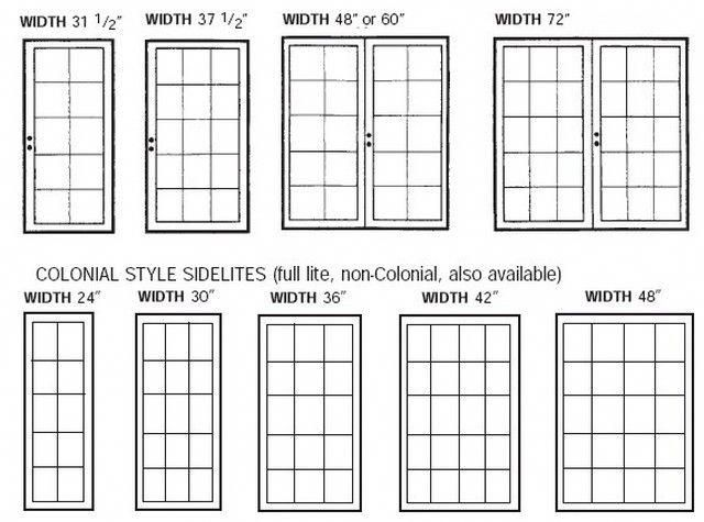 Pin By Warinthip Cheewawiphat On Human Scale French Door Sizes French Doors French Doors Patio