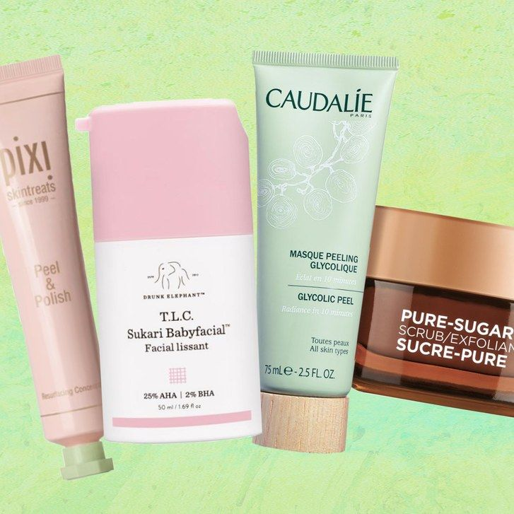 This Is The Absolute Best Face Scrub For Oily Skin Foundation