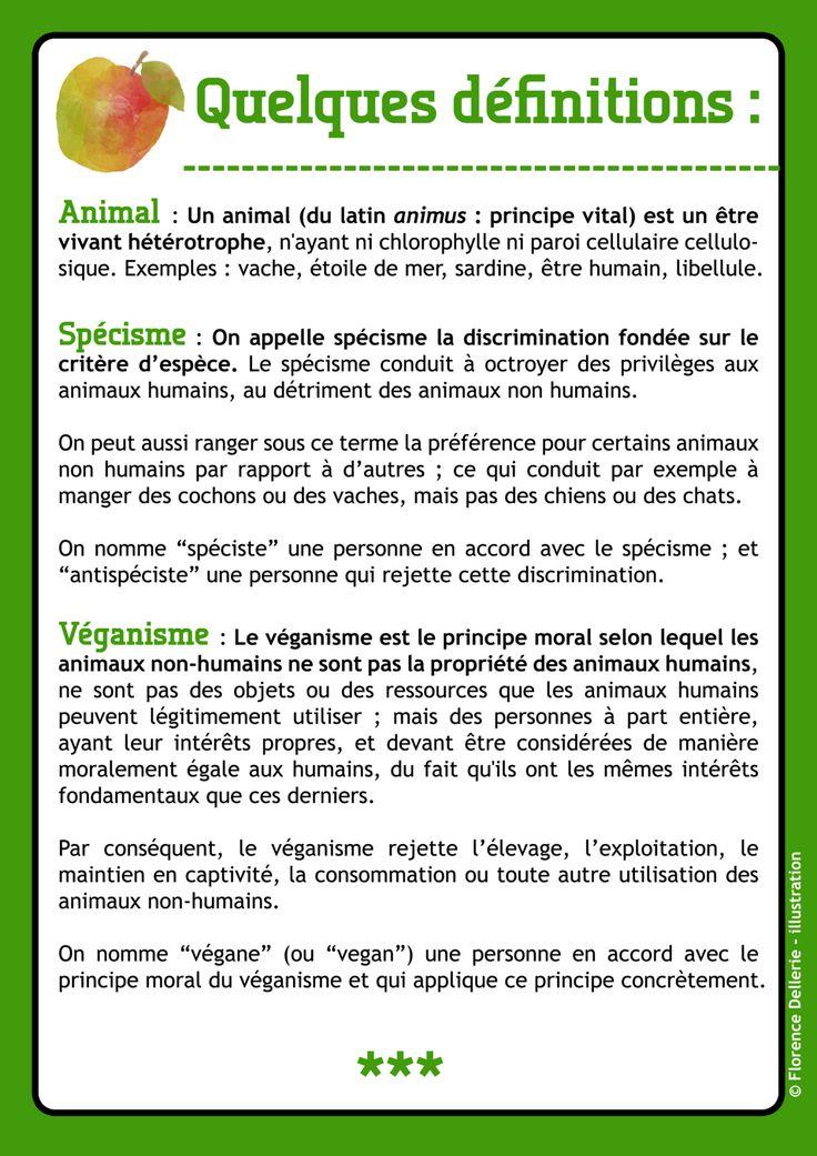 Quelques définitions !Plus de fiches sur ma page Facebook https://www.facebook.com/florencedellerieillustration© Florence Dellerie