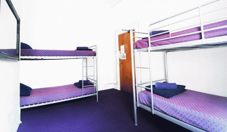 4 Bed Dorm - The Original Backpackers Hostel