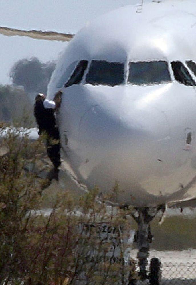 Un pirate de l'air a détourné un avion de la compagnie nationale EgyptAir vers Chypre mardi