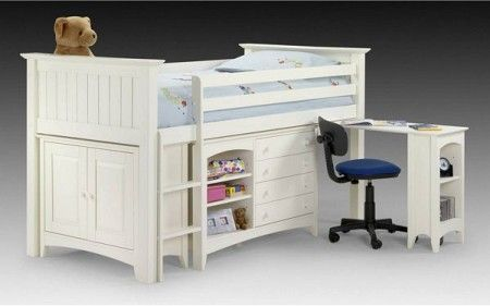 childrens mid sleeper beds - Google Search