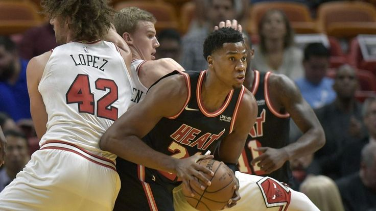 Hassan Whiteside winded but glad to be back and contributing - Sun Sentinel