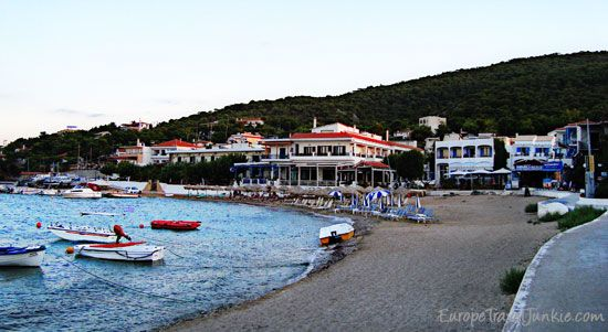 Agistri Island, Greece - Take it Easy and Avoid the Crowds