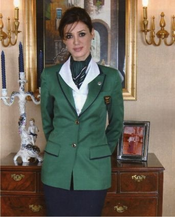 Alitalia airline stewardess outfit...my fav airline stewardess outfit!