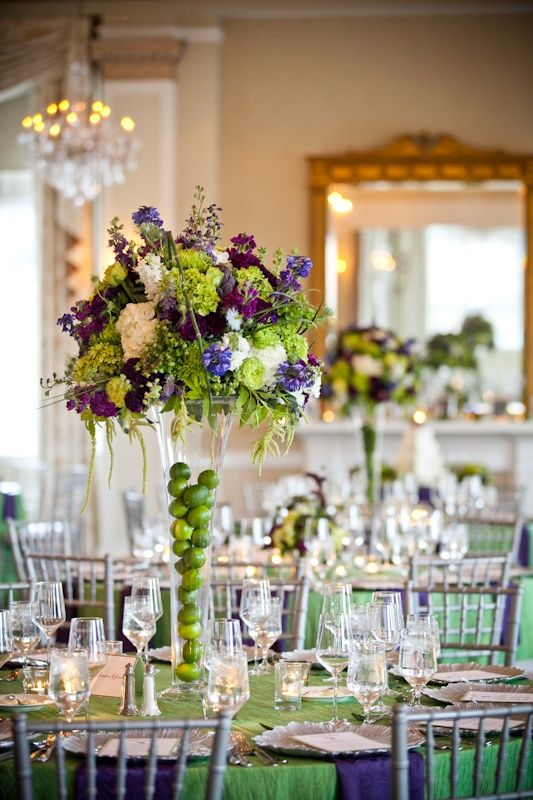 177 best images about tall centerpieces on pinterest for Tall wedding table centerpieces