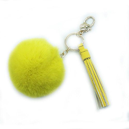 Handmade Faux Fue Ball Key Chains Bags Accessories HUI MEI https://www.amazon.com/dp/B01M5C2H47/ref=cm_sw_r_pi_dp_x_I0JcybJJFPFE0