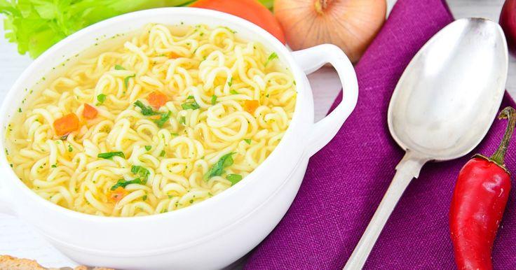 Vinaigre de riz, sauce soya et sriracha...Transformez-la un peu !