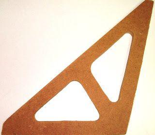 Majsterkowanie z pomysłem: 15. Krzesło w geometryczne wzory – zrób to sam. Instrukcja wykonania krok po kroku.