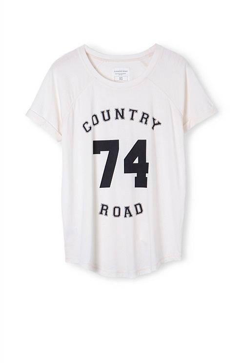 Sports T-Shirt from @Country Road at @Westfield New Zealand #sportsluxe