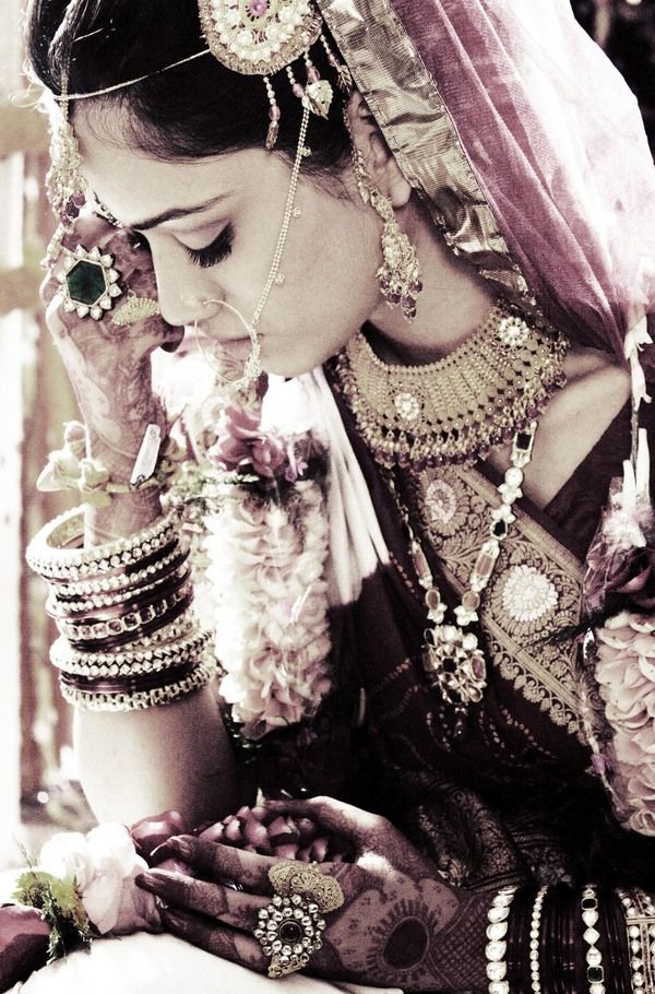 tanishq blushing bride