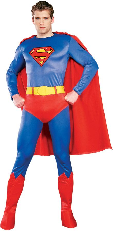 Cool Costumes Mens Deluxe Regency Superman Costume just added...