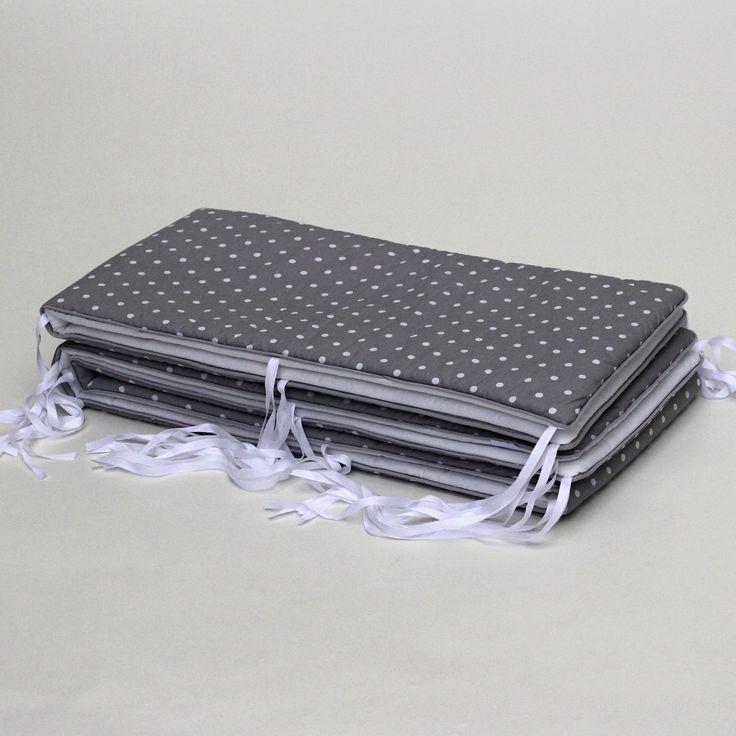 Multifunkční mantinel - šedé antiperle
