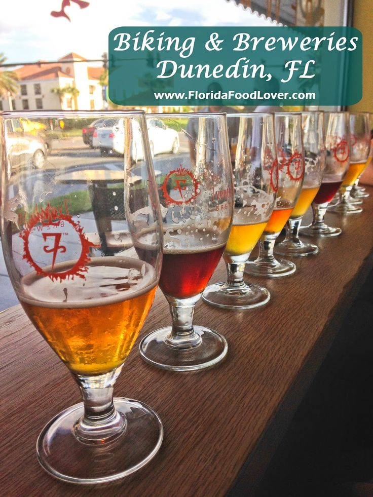 Biking & Breweries - Dunedin, FL   Florida Food Lover