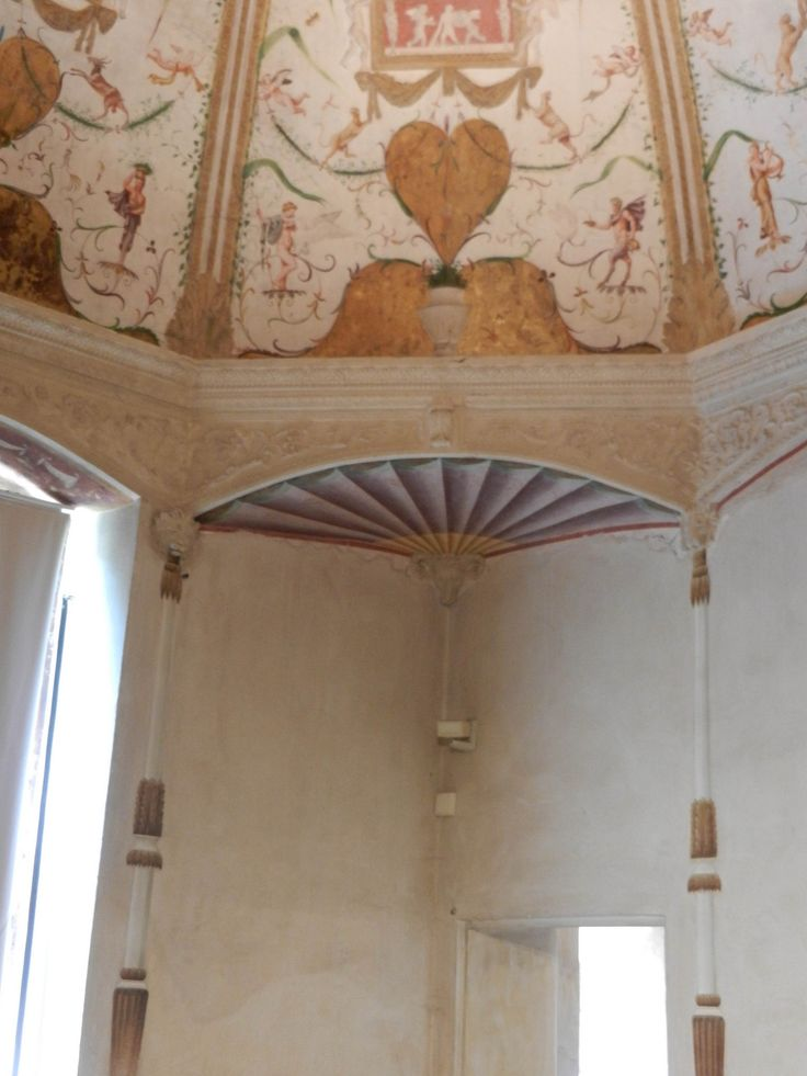 Palazzo Te - Chamber of Grotesques