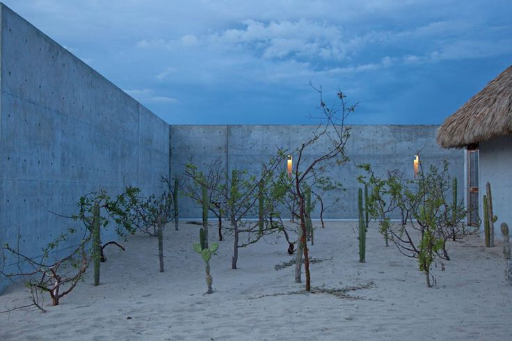 Tadao Ando, Casa Wabi Foundation, Puerto Escondido, Oaxaca, Messico. © Foto Estudio Zabé