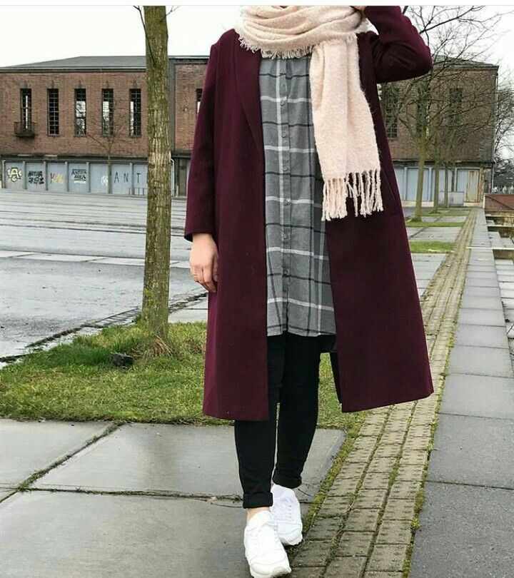 Fall colours outfit