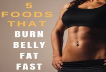 5 Foods that Burn Belly Fat Fast