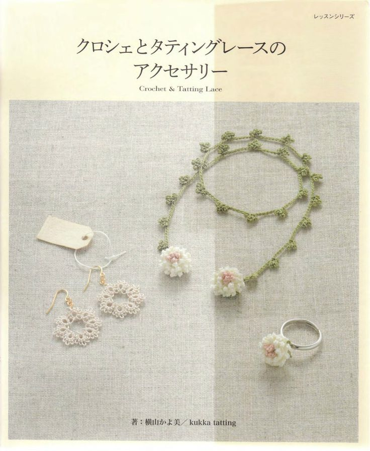 Crochet and Tatting Lace Accessories 2012 - 沫羽 - 沫羽编织后花园