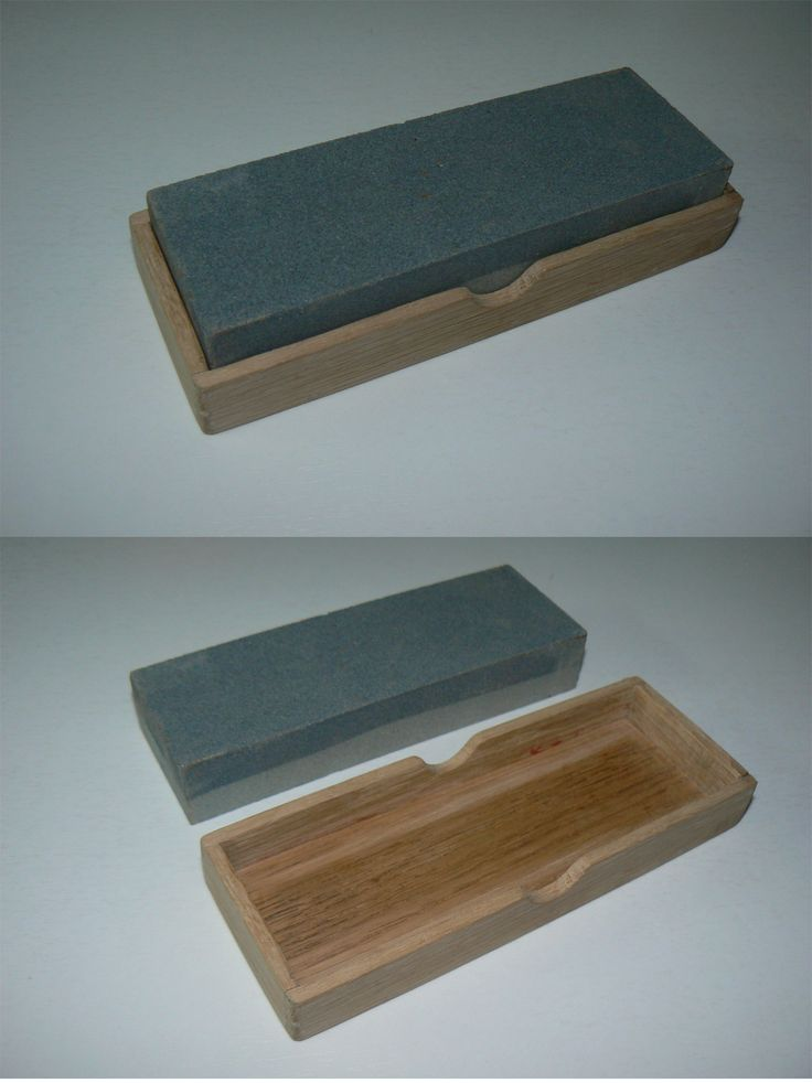 Bed for whetstone