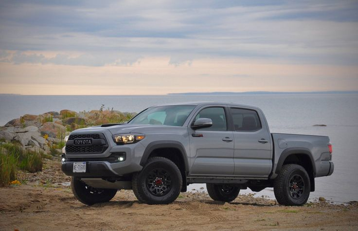 First Drive: 2017 Toyota Tacoma TRD Pro | Credit: Derek McNaughton