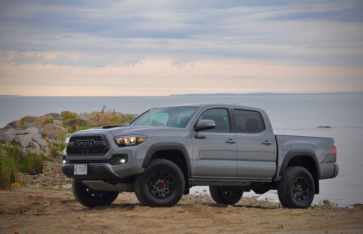 First Drive: 2017 Toyota Tacoma TRDPro | Credit: Derek McNaughton