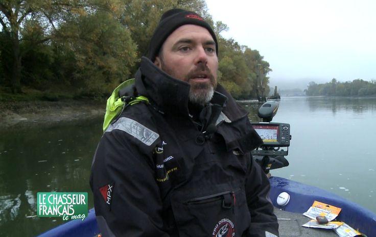 Émission télévisée sur Chasse et Pêche, Le Chasseur Français le Mag Spécial pêche verticale