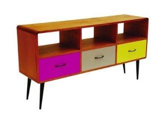 Maybe DIY mid-century style shoe cabinet?