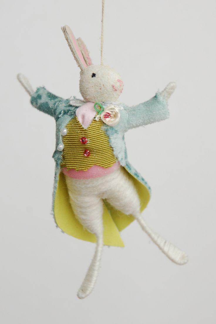Easter Rabbits- Halinka's Fairies