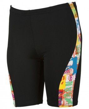 Arena Boys Black Jammers - Shipping