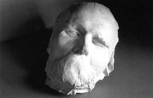 Harry Graf Kessler: Totenmaske von Friedrich Nietzsche